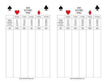 liverpool rummy score card template keeping score gin rummy card printable pictures to pin on