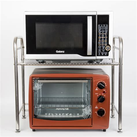 Microwave Oven Shelf popular microwave shelves buy cheap microwave shelves lots