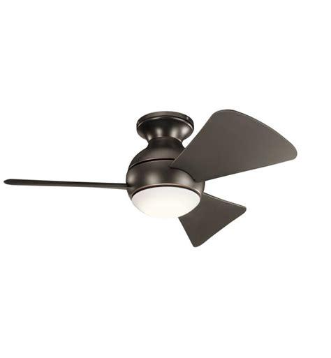 kichler sola ceiling fan kichler 330150 sola 3 blades 34 quot indoor ceiling fan