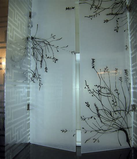 Decorative Sculptures For The Home by Decorative Glass Panels For Doors Decorative Glass