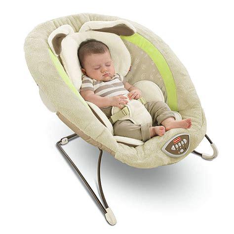 new fisher price snugabunny bouncer baby seat ebay