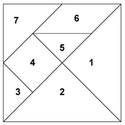 figuras geometricas que forman el tangram exe