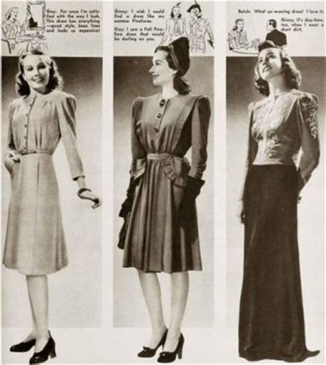 1940s womens fashion the 30 years that completely transformed women s fashion