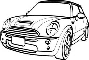 Mini Cooper Drawing Mini Cooper By Dleemanners On Deviantart