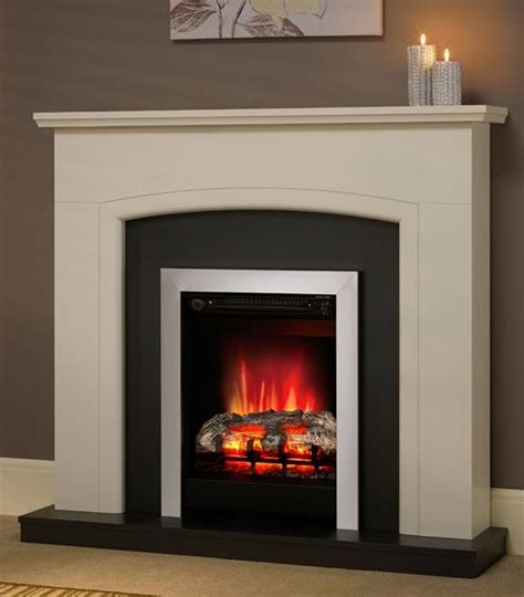 Modern Electric Fireplace Suites by Be Modern Hayden Electric Fireplace Suite Be Modern