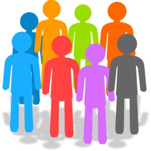 Society Clipart population cliparts