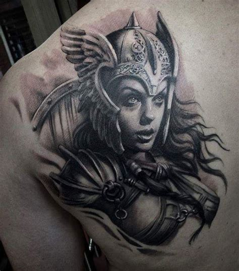 female warrior tattoos warrior tattoos warriors