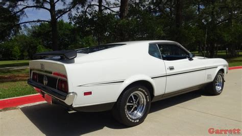 1 for sale 1971 ford mustang mach 1 for sale