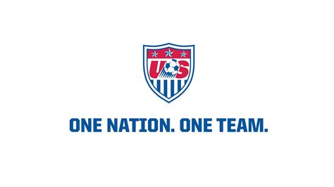 One One Nations u s soccer one nation one team