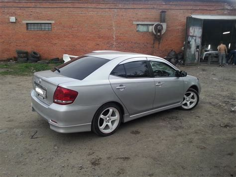 toyota allion images 2006 toyota allion pictures information and specs