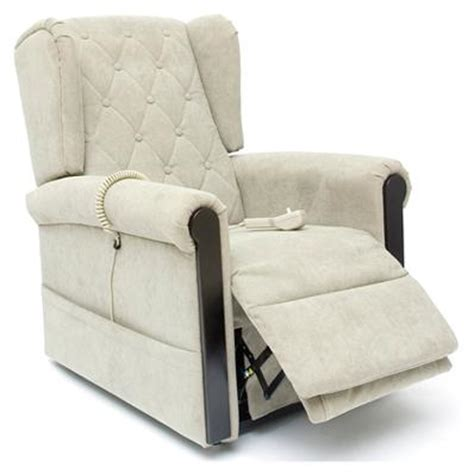 recliner chairs for disabled able lift wing back al lrwb 163 595 00 mobility