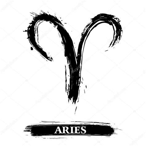 aries symbol stock vector 169 oxygen64 15717195