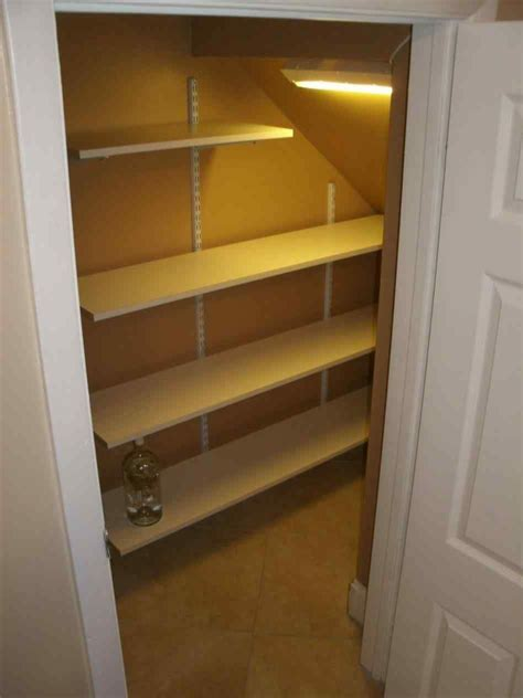 gorgeous shelving   stairs closet ideas
