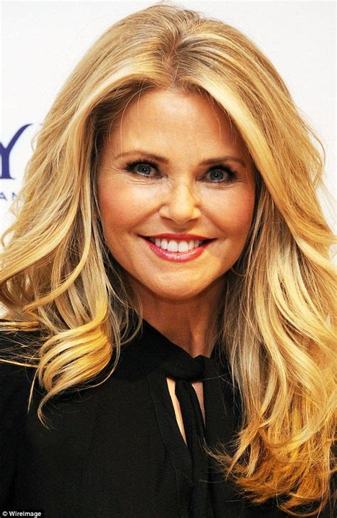 christie dutton hair style 1000 id 233 es sur le th 232 me christie brinkley sur pinterest