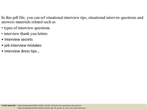 interview questions college recruiter