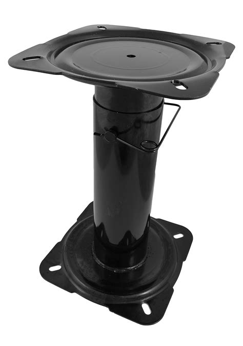 boat swivel chairs new adjustable boat seat pedestal post mount swivel chair
