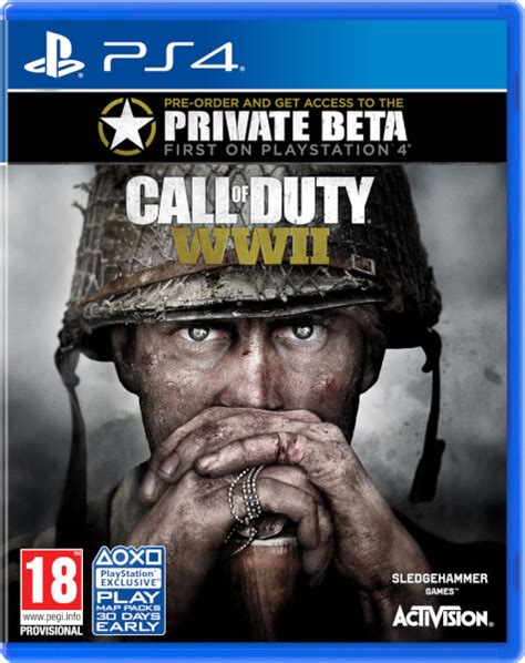 Kaset Ps4 Call Of Duty Wwii ps4 call of duty ww2 infomark gaming web trgovina