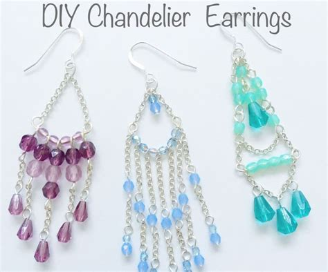 Bead Your Own Sassy Earrings Or Someone Do It For You Either Way Its Your Choice At Designer Fashiontribes Fashion by Best 25 How To Make Earrings Ideas On Diy