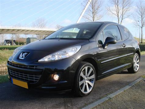 peugeot europe peugeot 207 european sales figures