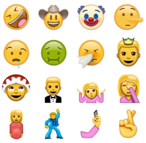 emoji new how to use 72 new emoji icons right now from unicode 9