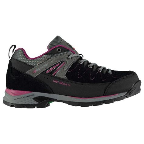 sports direct walking shoes karrimor rock low walking shoes lace up
