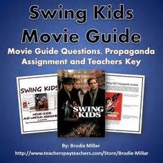 swing kids movie questions persuasion advertising on pinterest persuasive writing