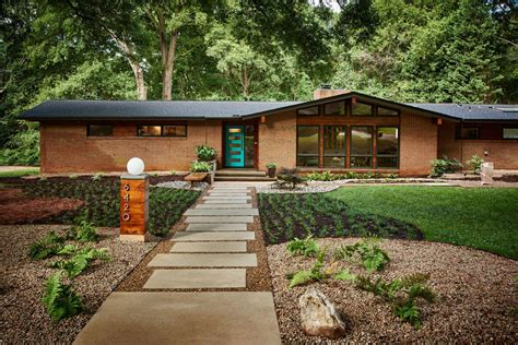 modern home design carolina featured location mid century modern ranch in north
