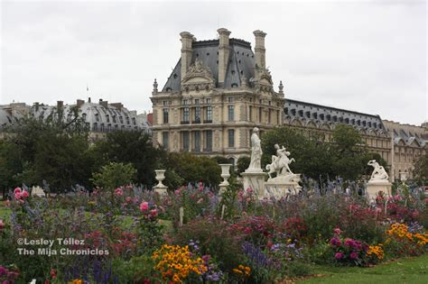 Tuileries Garden by Parisians Are And Three Other Things I Learned In