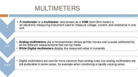 Multitester Constant analog multimeter and ohmmeter