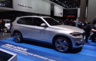 Bmw Edrive Bmw Concept X5 Edrive To Spawn Production In Hybrid