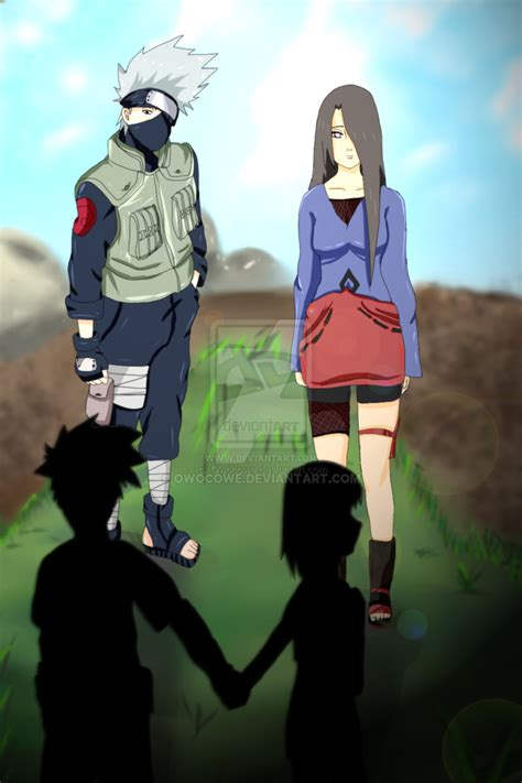 kakashi s story for my story kakashi x nanami by owocowe on deviantart