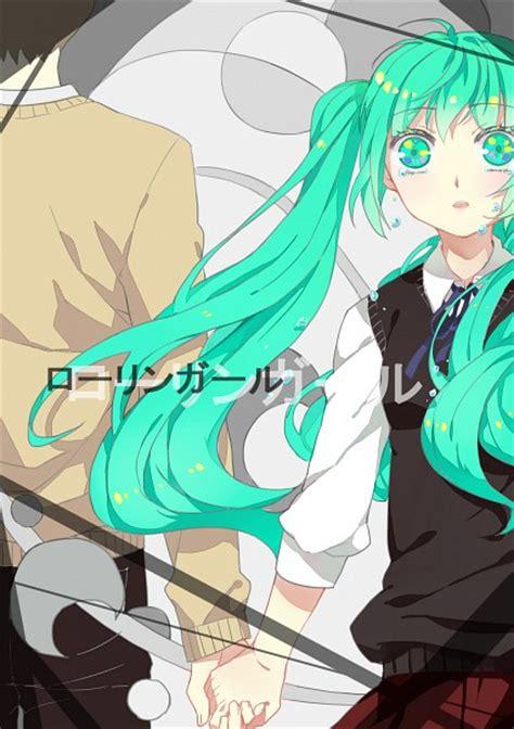 download mp3 hatsune miku full album rolling girl 1234885 zerochan