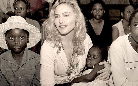 Adopt An Orphan Just Like Madonna by Madonna S Adopted Mercy Was To Be Returned To