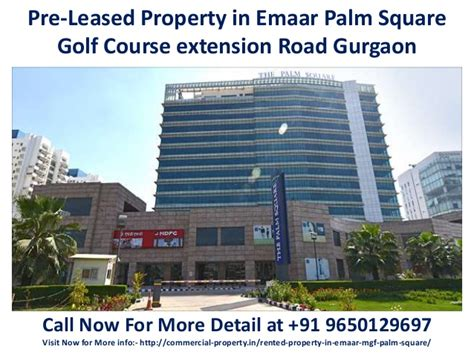 pre leased property  palm square golf  extension