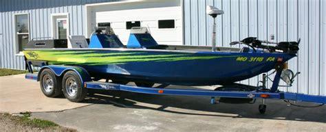 bass boat jet drive fish n sport