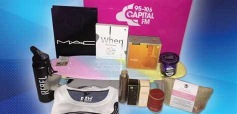 Win A 800 Vip Goodie Bag by Win Feel Like A Capitaljbb By Bagging Your Own Vip
