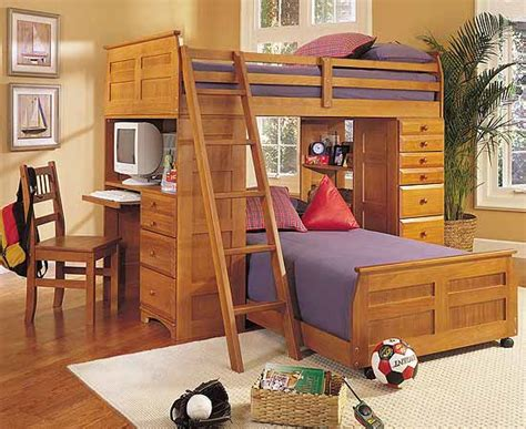 one bunk bed all in one bunk beds my