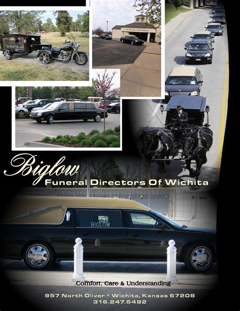 biglow funeral directors of wichita wichita ks 67208