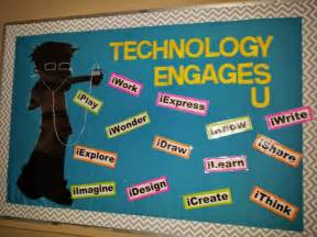 technology classroom decorations 25 best ideas about computer bulletin boards on