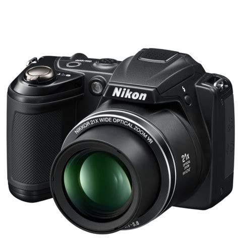 nikon coolpix  digital camera black mp