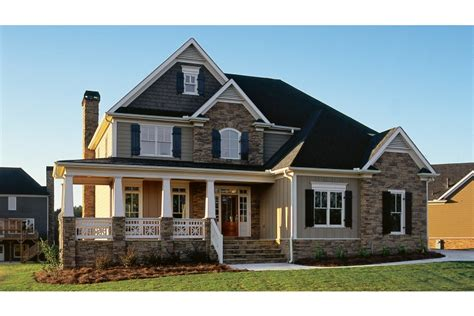 5 bedroom country house plans home plan homepw10766 2443 square foot 4 bedroom 2 bathroom country home with 2 garage bays