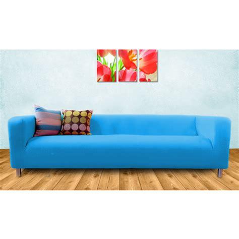 cotton twill sofa slipcover for ikea klippan 4 seater sofa cotton twill sofa