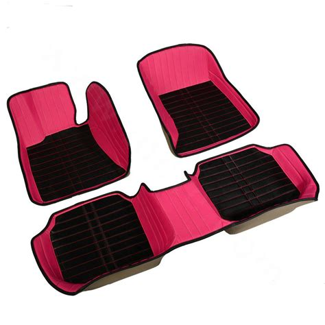 Floor Mats Auto by Buy Wholesale Personalized Pu Leather Tailored Auto Carpet