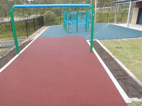 Rubber Matting Brisbane by Playground Gallery Recreational Surfaces Australia