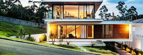 en terrenos inclinados maison en pente forte beau casas