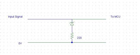 zener diode overvoltage protection overvoltage protection circuit