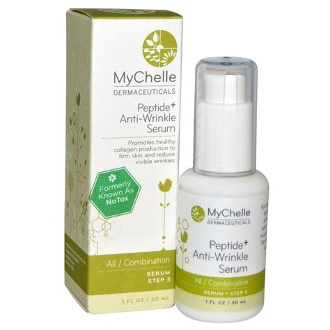 Serum Anti Aging mychelle dermaceuticals peptide anti wrinkle serum all