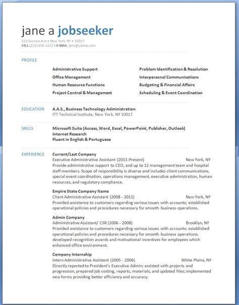 sle resumes 2013 20566 resume template word 2013 resume template for microsoft word 2013 image collections