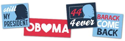 Still My President Sticker