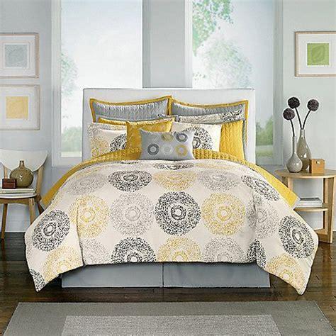 Yellow Walls Blue Bedding 17 Best Ideas About Modern Comforter Sets On